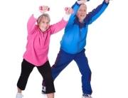 Sensovida te propone 10 ejercicios para personas mayores